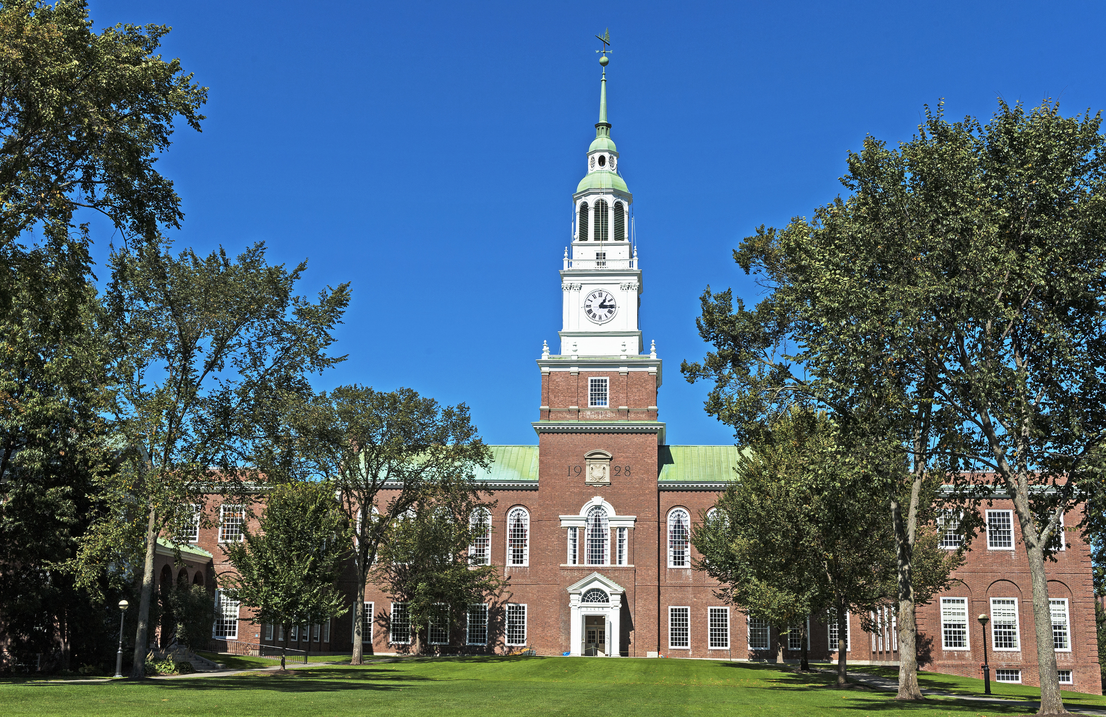Dartmouth-University-Campus